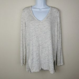 Lou & Grey Soft Long Sleeve Top Women's Size M